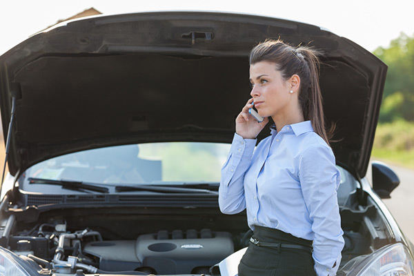 dealing with accidents during car rental
